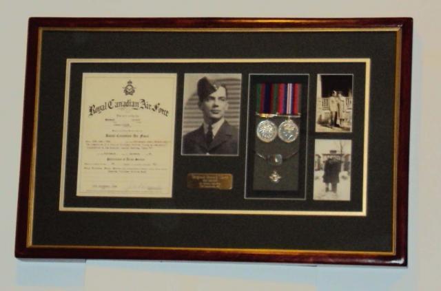 Medal Framing Home